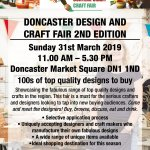 Doncaster Design and Contemporary Craft Fair Spring Edition