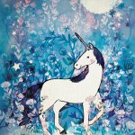 The Unicorn in the Night
