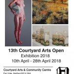 13th Courtyard Open