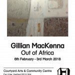 Art Exhibition - Out of Africa, Gillian McKenna