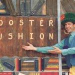 Booster Cushion at North Watford Library