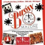 Bugsy Malone Summer Theatre Course