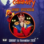 Captain Calamity Spooky Spectacular