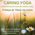 Caring Yoga Drop In Sessions