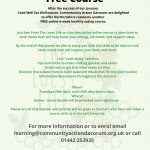 Cook Well Eat Well - FREE Community Course