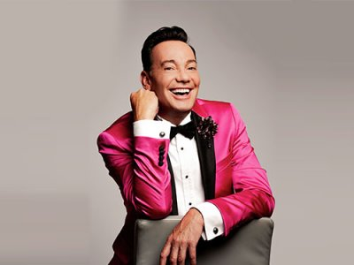 Craig Revel Horwood The All Balls and Glitter Tour