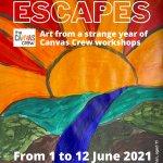 Creative Escapes exhibition
