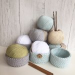 Crochet Baskets Workshop