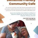 Dementia Friendly Community Cafe Digswell
