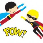 Easter at Hertford Museum – Superheroes!