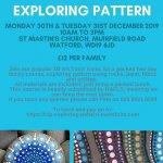 Exploring Pattern Family Art Session