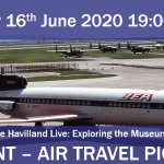 Exploring the Museum: On Board the DH.121 Trident