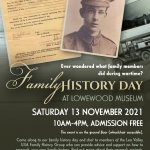 Family History Day at Lowewood Museum