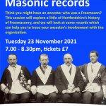Family Tree Detectives: Masonic records