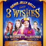 Genie Jelly Belly and the 3 Wishes (Panto)