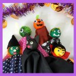 Halloween Puppets 2-3pm