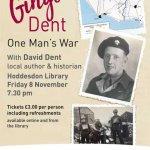 Herbert Ginger Dent : One Man's War