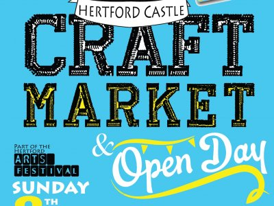 Hertford Castle Craft Market