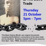 I Witness: Hertfordshire & the slave trade