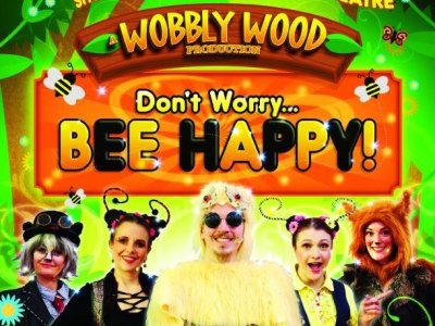 "Imajica's Theatre Company presents ""Bee Happy"""