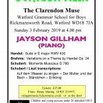 Jayson Gillham (Octagon Music Society)
