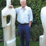 John Brown Sculptor at Herts Open Studios