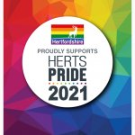 Join the Herts Pride Party with our Spotify playlist