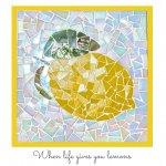 Kitchen Art Mosaic Workshop