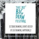 Life Drawing Happenings + The Big Draw, Hemel Hempstead