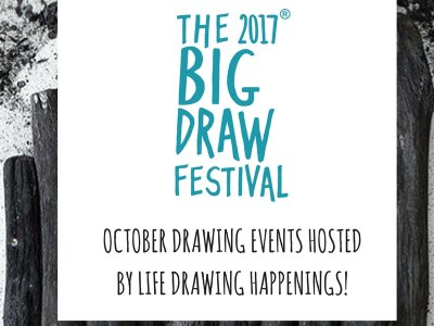 Life Drawing Happenings + The Big Draw, Berkhamsted