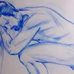 Life Drawing, Trestle theatre Sunday July 4th 14:30 - 17:30.