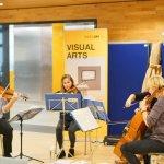 Lunchtime Recital – DHPO String Quartet