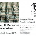 Made of Memories - Textile showcase
