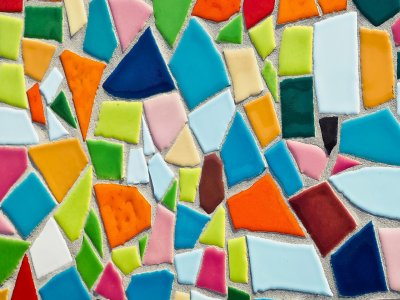 Make a Mosaic Mirror - Free Session