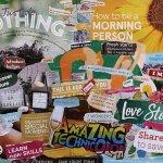 Mindfulness & collage online workshop