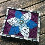 Outdoor Mosaic Design - Greenwood Park, St Albans - 1st Oct
