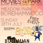 Movies in the Park- Borehamwood