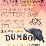 Movies in the Park- Potters Bar