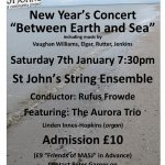 New Year's Concert: Between Earth and Sea