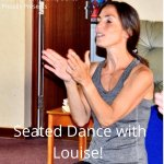 Online Seated Dance with Louise