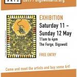 Open Studios at Digswell Arts May 11th 12th 2019