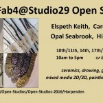 Open Studios Fab4@Studio29
