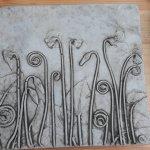 Plaster Casting workshop - Botanical and Floral Theme
