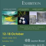 Pop Up Art Exhibition Harpenden