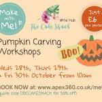 Pumpkin Carving Workshops