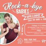Rock-A-Bye Babies: Sling Dance Group