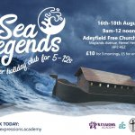 SEA LEGENDS: Summer Holiday Club for 5-12's