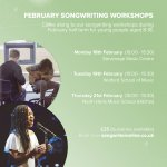 Songwriting workshop - Watford