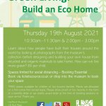 Summer at Herford Museum. Week 4: Green Living: Build an Eco Hom