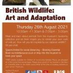 Summer at Hertford Museum: Art and Adaptation